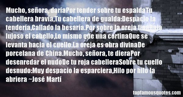 José Martí Quotes
