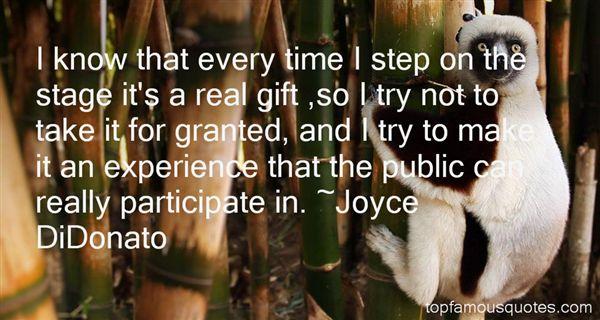 Joyce DiDonato Quotes