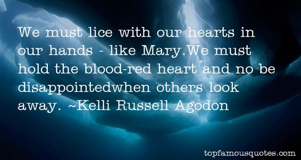 Kelli Russell Agodon Quotes