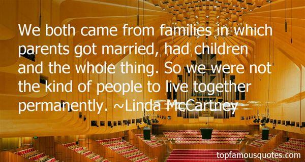 Linda McCartney Quotes
