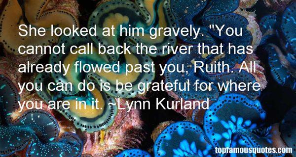 Lynn Kurland Quotes