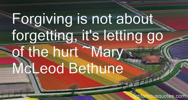 Mary McLeod Bethune Quotes