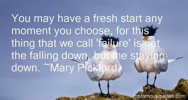 Mary Pickford Quotes