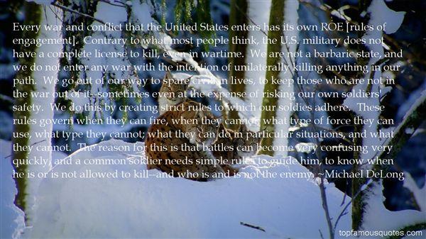 Michael DeLong Quotes