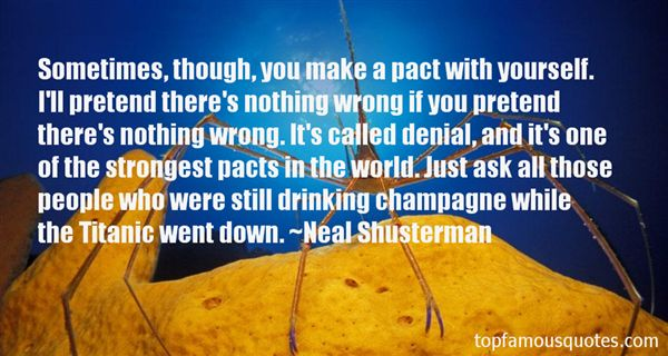 Neal Shusterman Quotes