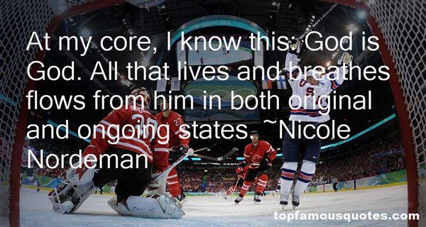 Nicole Nordeman Quotes