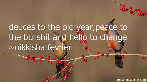 Nikkisha Fevrier Quotes