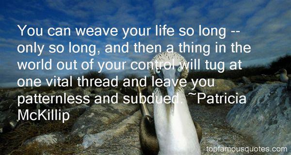Patricia McKillip Quotes