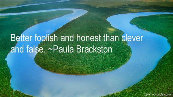 Paula Brackston Quotes