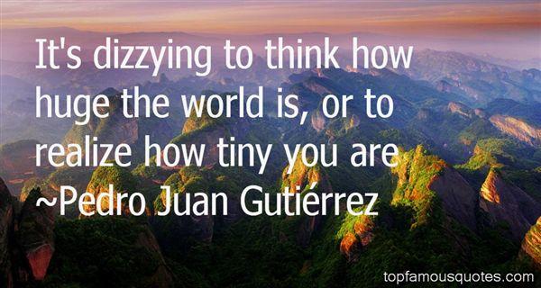 Pedro Juan Gutiérrez Quotes