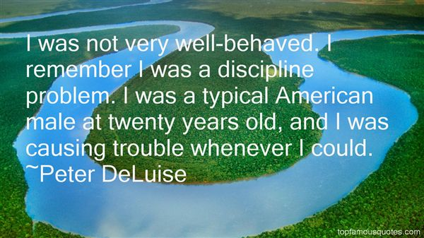 Peter DeLuise Quotes