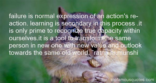 Ratna M.munshi Quotes