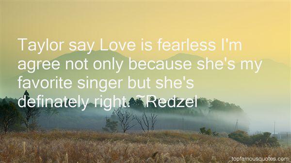 Redzel Quotes