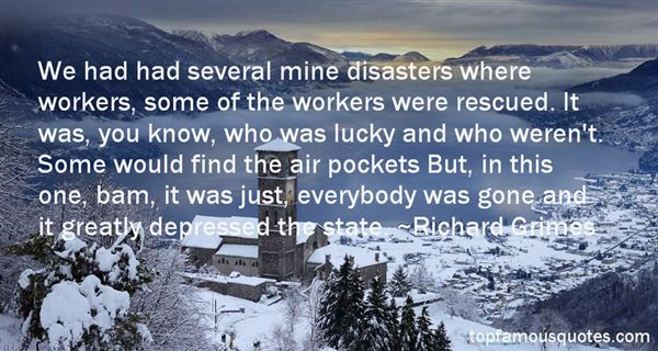 Richard Grimes Quotes