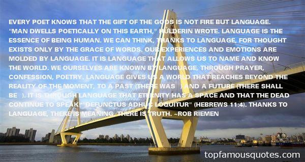 Rob Riemen Quotes