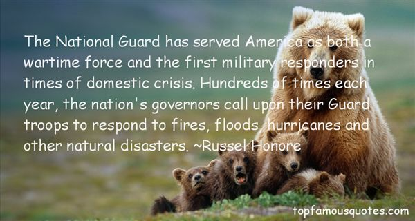 Russel Honore Quotes
