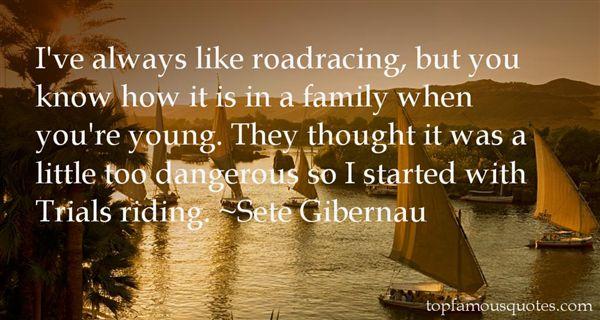 Sete Gibernau Quotes