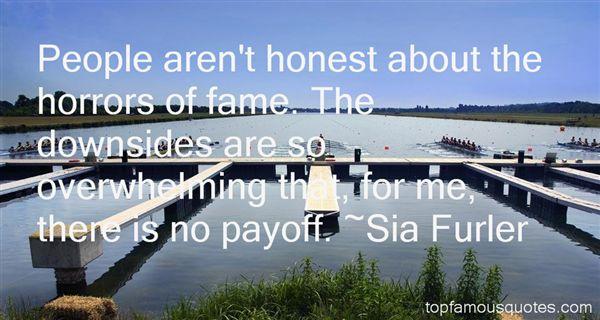 Sia Furler Quotes
