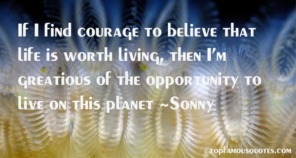 Sonny Quotes