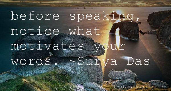 Surya Das Quotes