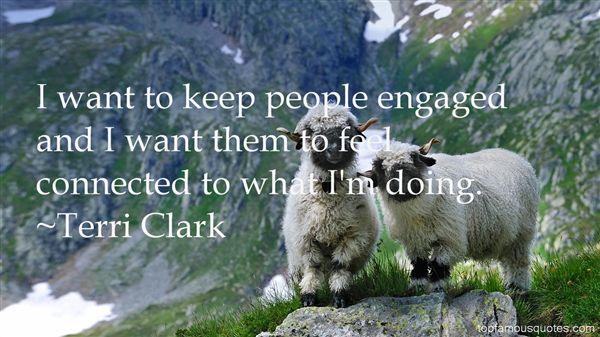Terri Clark Quotes