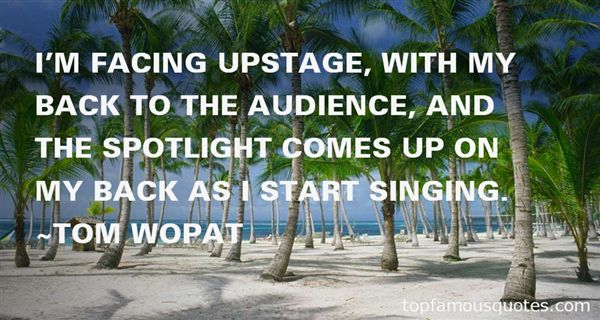 Tom Wopat Quotes