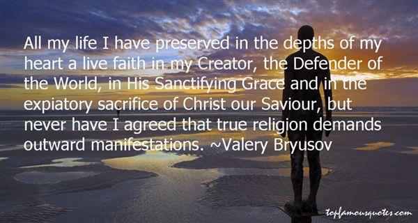 Valery Bryusov Quotes