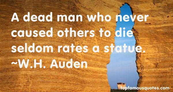 W.H. Auden Quotes