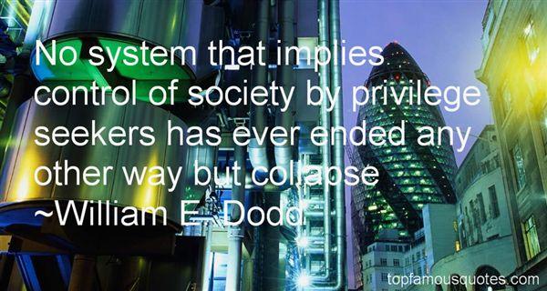 William E. Dodd Quotes
