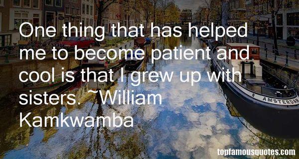 William Kamkwamba Quotes