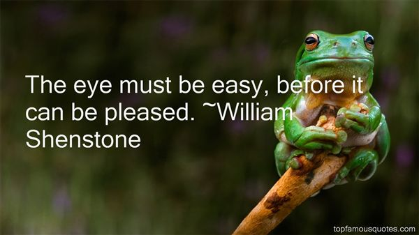 William Shenstone Quotes