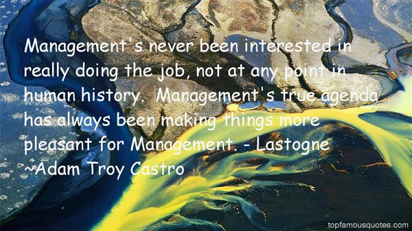 Adam Troy Castro Quotes