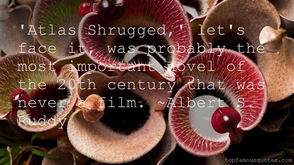 Albert S. Ruddy Quotes