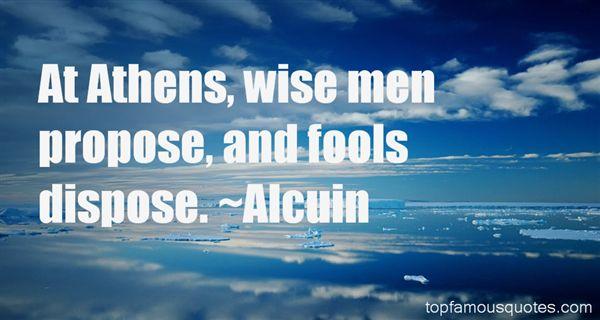 Alcuin Quotes