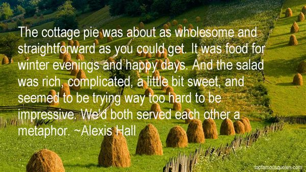 Alexis Hall Quotes