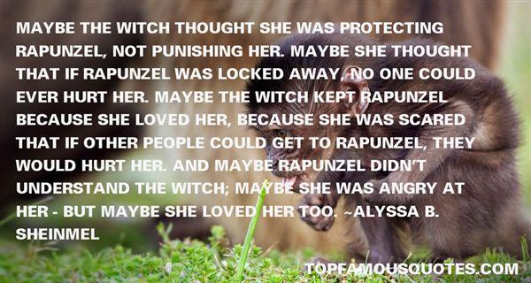 Alyssa B. Sheinmel Quotes