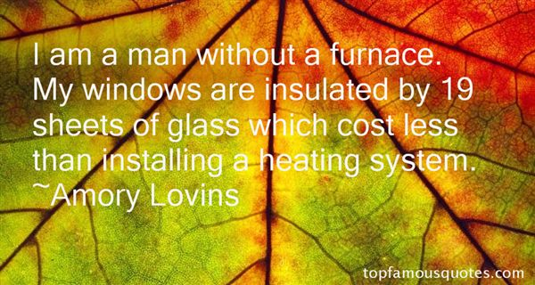 Amory Lovins Quotes