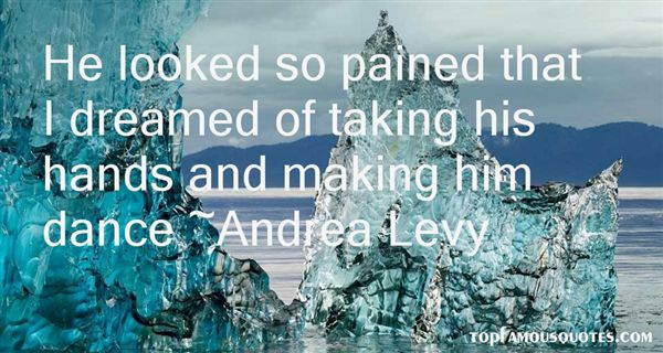 Andrea Levy Quotes