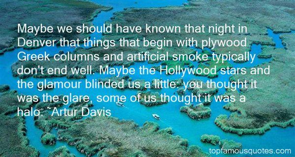 Artur Davis Quotes