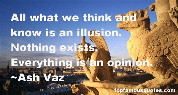 Ash Vaz Quotes