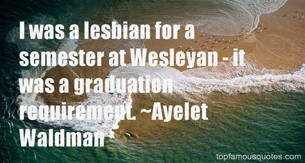 Ayelet Waldman Quotes