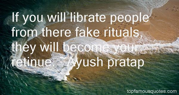 Ayush Pratap Quotes