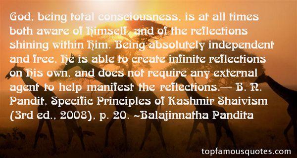 Balajinnatha Pandita Quotes