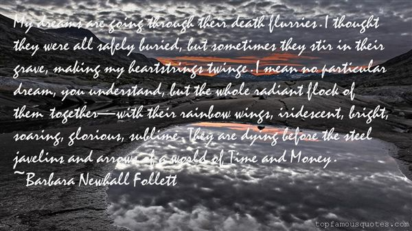 Barbara Newhall Follett Quotes