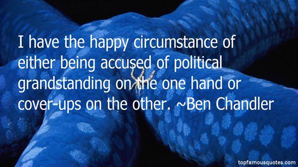 Ben Chandler Quotes