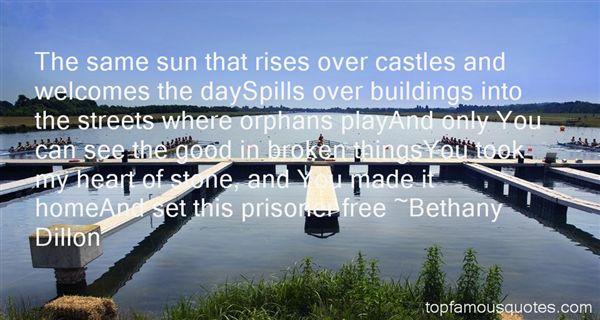 Bethany Dillon Quotes