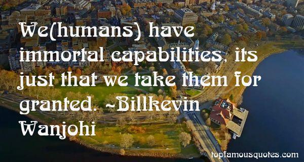 Billkevin Wanjohi Quotes