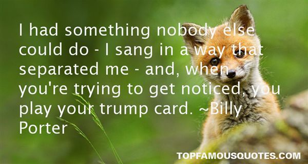Billy Porter Quotes