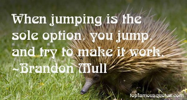 Brandon Mull Quotes
