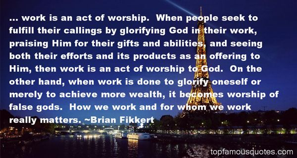 Brian Fikkert Quotes